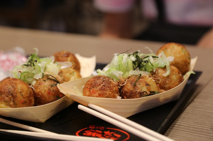 Takoyaki 2 Image by chanamet chanyaeak from Pixabay